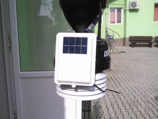Dispozitive de monitorizare mediu