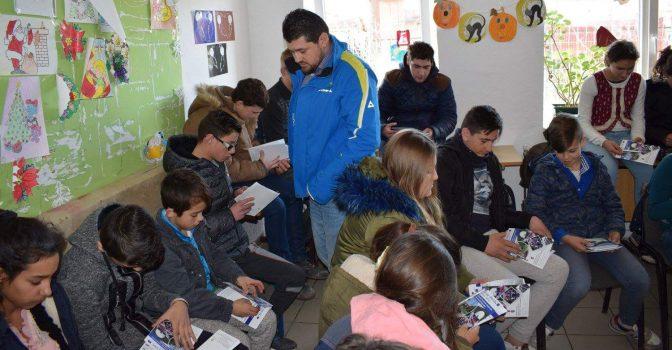 Nastavljena serija aktivnosti predavanja u školama