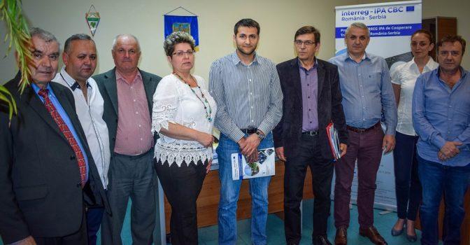 Atelier tematicprivindelaborareastudiului de protecțieîmpotrivaincendiilororganizatîn Recas