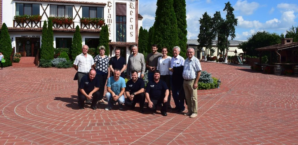 Thematic workshop on development of Fire protection study organized in Recas