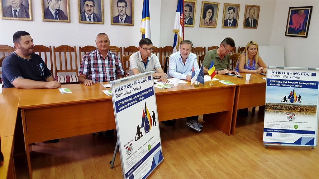 The third video conference of cross-border partners