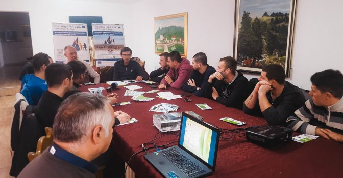 "VOLUNTARY FIREFIGHTING TEAM ""MLAVA"" ESTABLISHED IN KREPOLJIN"