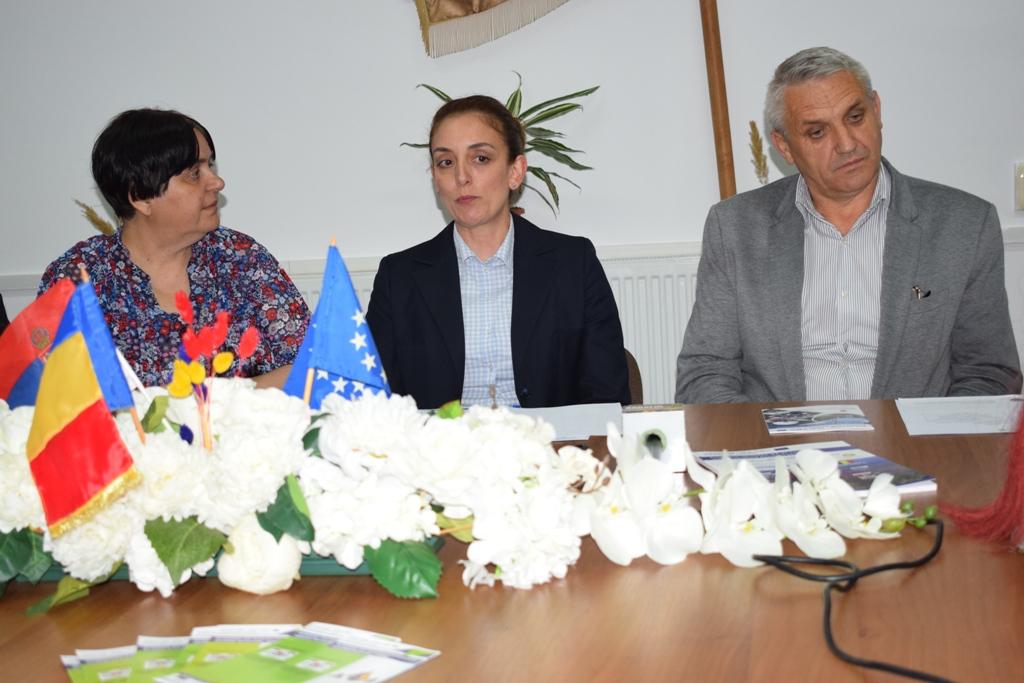 Konferencija za novinare nakon realizacije projekta